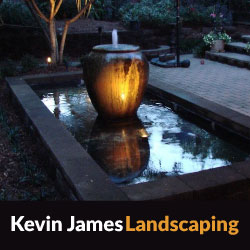 Kevin James landscaping